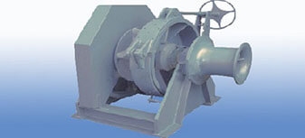 Marine Deck Machinery
