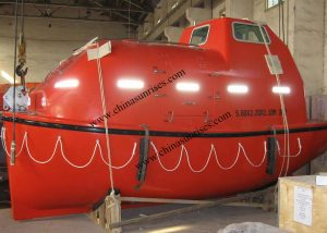 Totally-Enclosed-Lifeboat