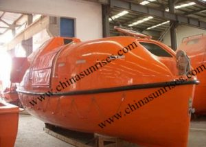 Partially-Enclosed-Lifeboat