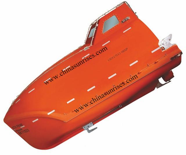 Freefall Lifeboat