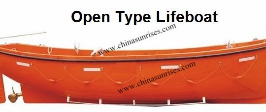 Open-Type-Lifeboat