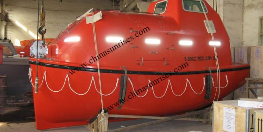 5m Lifeboat for Training