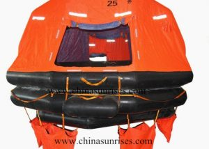 Throw-Over-Board-Self-Righting-Inflatable-Liferaft