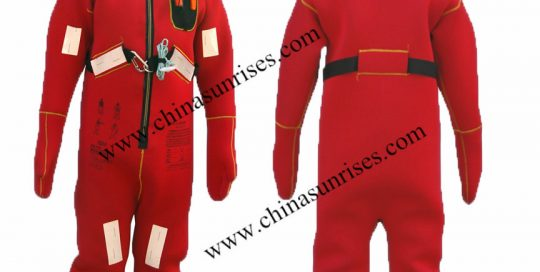 DBF-II Immersion Suit