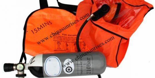 EEBD Emergency Escape Breathing Devices