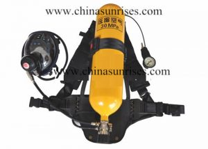 Self-Contained-Breathing-Apparatus