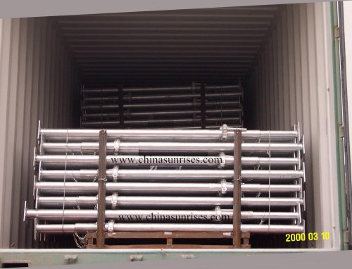 Hot Dipped Galvanized Steel Props