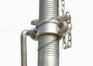 pre-galvanized adjustable prop