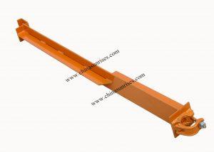 KWIKSTAGE Ladder Access Transom
