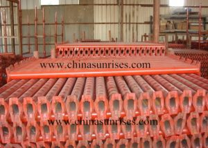 Painted Cuplock Scaffolding System