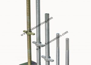 Adjustable Scaffolding Screw Jack System