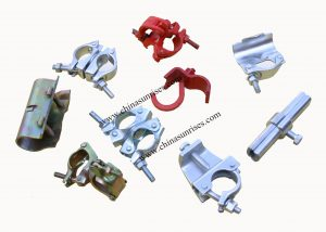 Various Scaffolding Couplers
