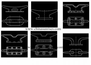 Various Kinds of Cleat