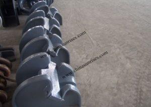Cast Steel Bar Type Chain Stopper