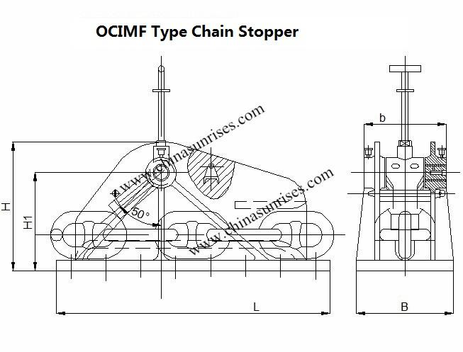 Ocimf Type Chain Stopper Chinasunrises