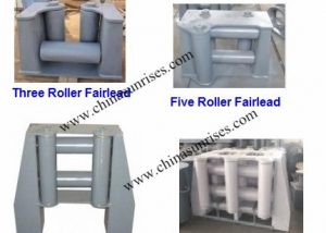 Multi Roller Fairlead