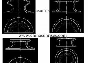 Various Kinds Cast Steel Bollard