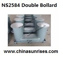 NS2584 Double Bollard