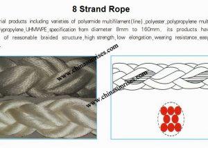 8 Strand Rope