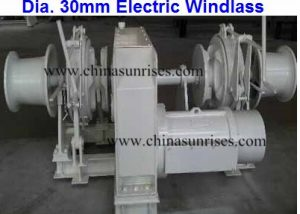 Electric Windlass