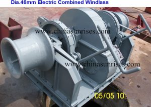 Electric Combined Windlass