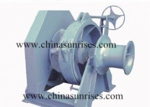 Single Hydraulic Windlass
