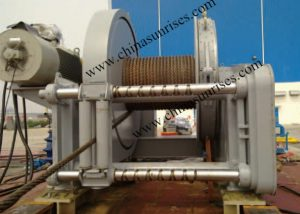 Position Mooring Winch