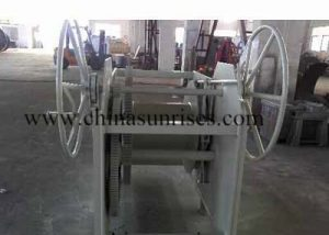 Manual Operation Winch