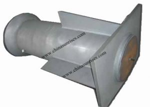Rudder Stock Protective Sleeve