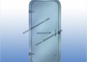 Quick Open & Close Steel Weathertight Door