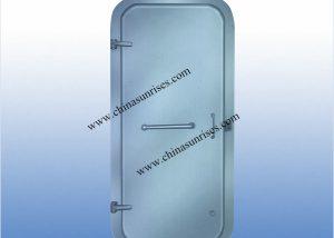 Quick Open & Close Steel Weathertight Door