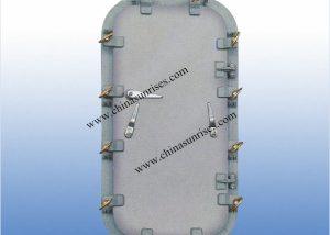 Pressure Steel Door