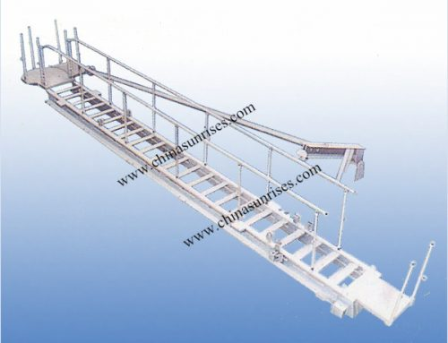 Al Accommodation ladder / Aluminum Accommodation Ladder