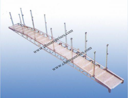 Aluminum Wharf Ladder