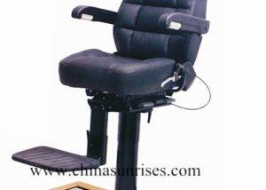 Movable Pilot Chair
