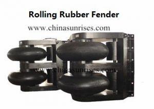 Rolling Rubber Fender