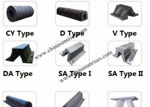 Various Kinds of Rubber Fender