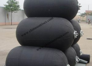 Pneumatic Rubber Fender Sling Type
