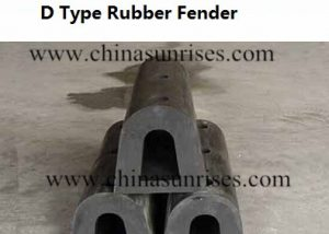 Semicircle-Type-D-Type-Rubber-Fender