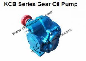 KCB Series Gear Oil Pump