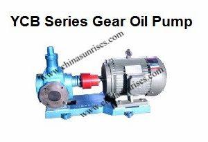 YCB Series Gear Oil Pump