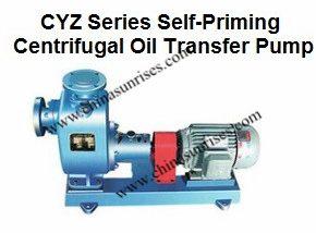 CYZ Series Self-Priming Centrifugal Oil Transfer Pump