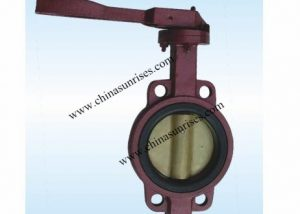 Butterfly Valve Manual Operation