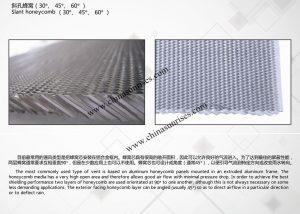 Slant-Honeycomb