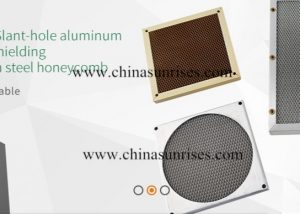 Steel Honeycomb & Slant Aluminum Honeycomb
