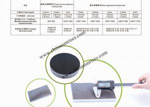 Micro-Aperture-Honeycomb